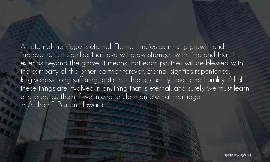 F. Burton Howard Quotes 1810082