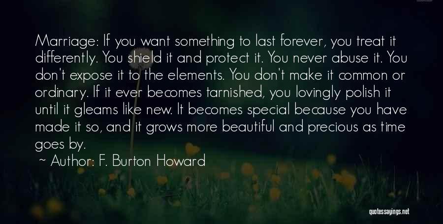 F. Burton Howard Quotes 1903608