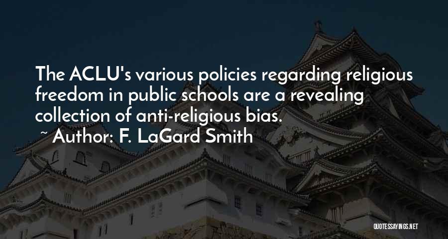 F. LaGard Smith Quotes 1145395