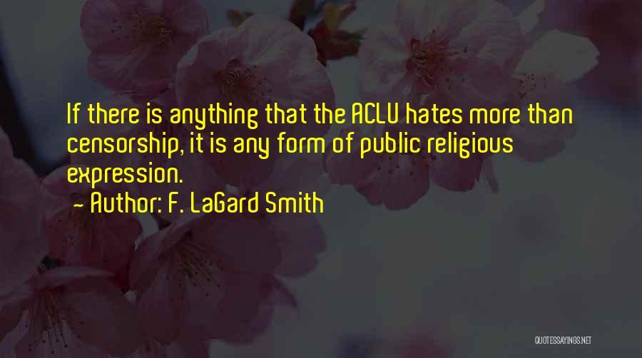 F. LaGard Smith Quotes 1429676