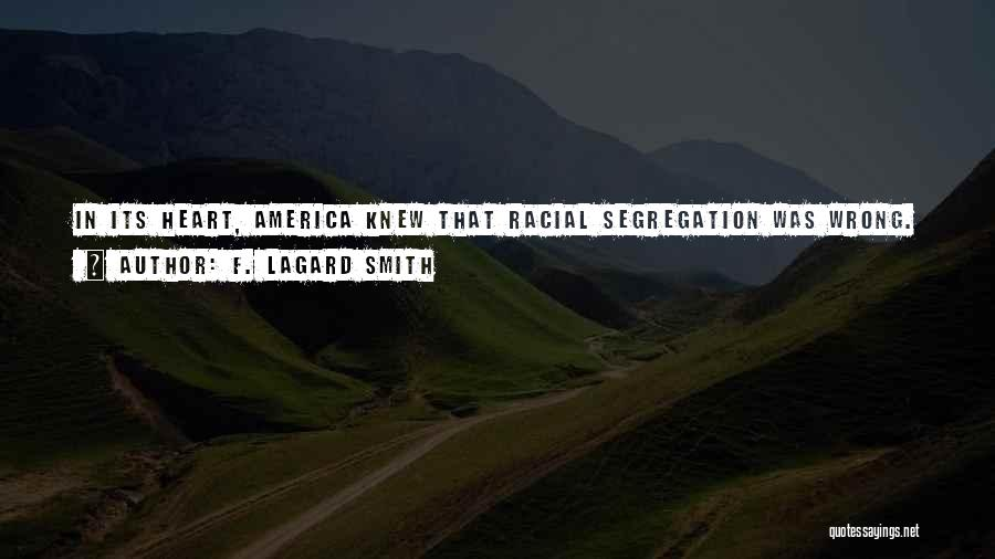 F. LaGard Smith Quotes 1443039