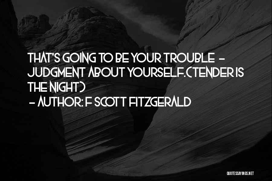 F Scott Fitzgerald Quotes 101259