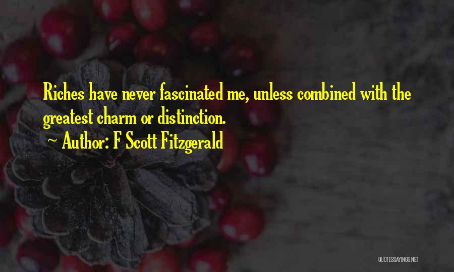 F Scott Fitzgerald Quotes 1032048