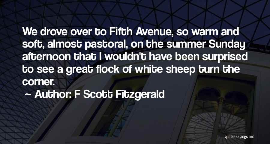F Scott Fitzgerald Quotes 1056757