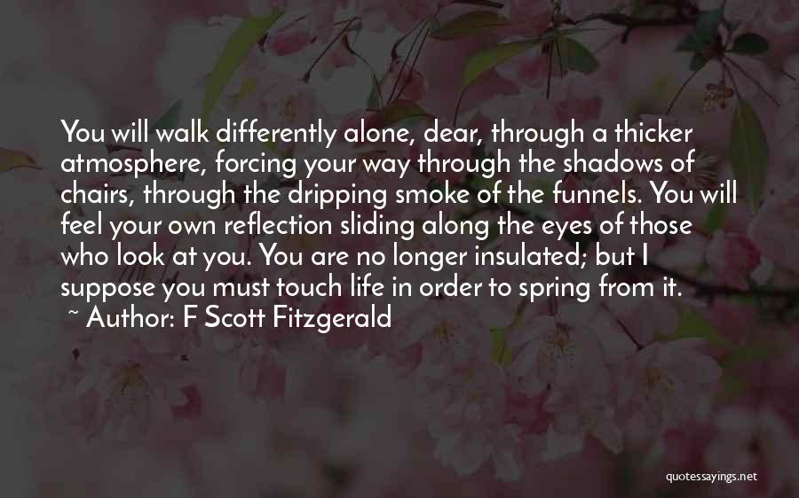 F Scott Fitzgerald Quotes 1124725