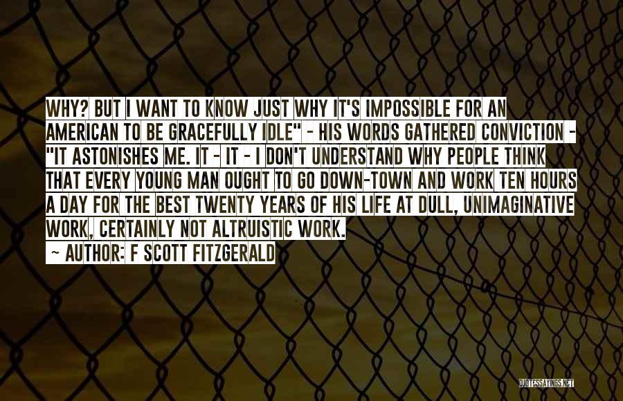 F Scott Fitzgerald Quotes 113205
