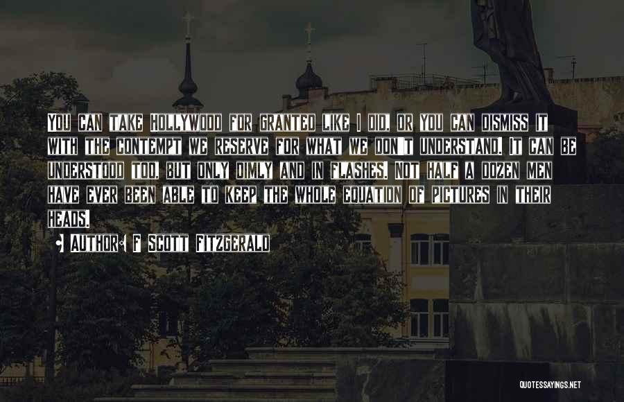 F Scott Fitzgerald Quotes 1166119