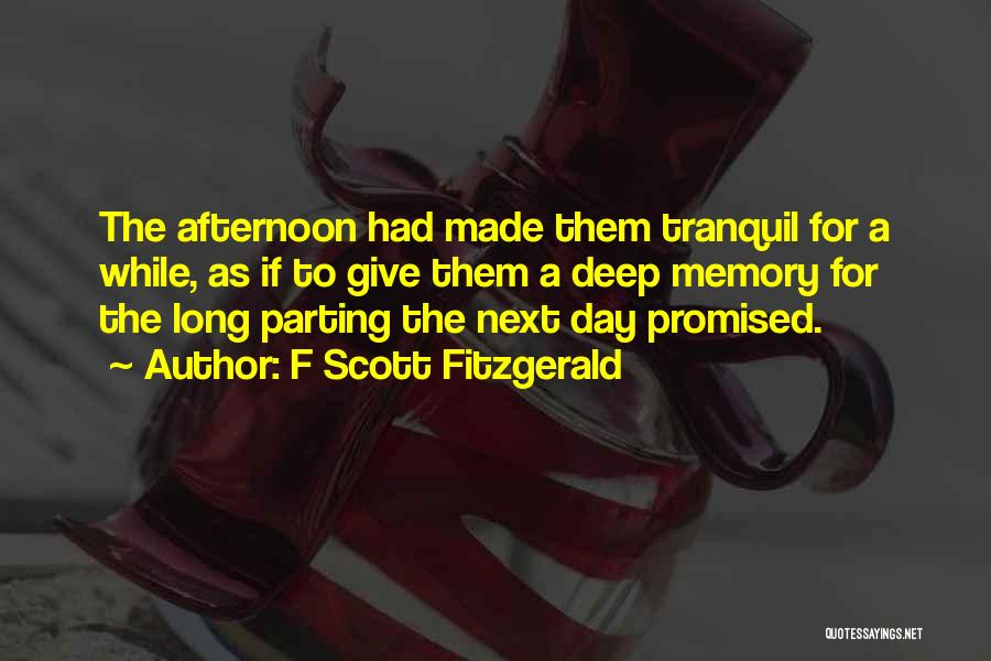 F Scott Fitzgerald Quotes 1281858