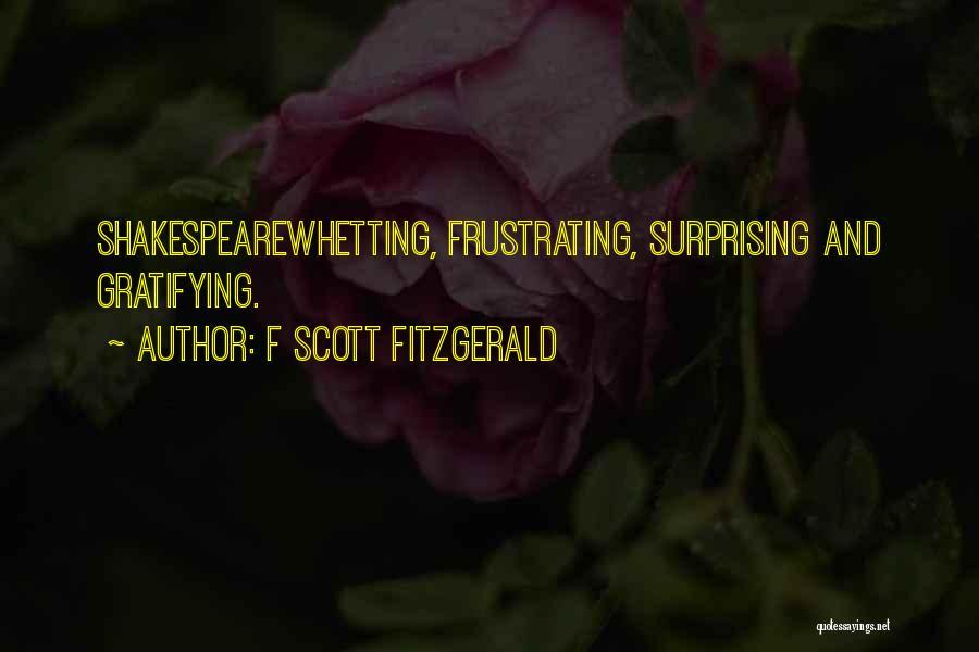F Scott Fitzgerald Quotes 1356652