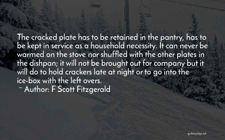 F Scott Fitzgerald Quotes 1363847