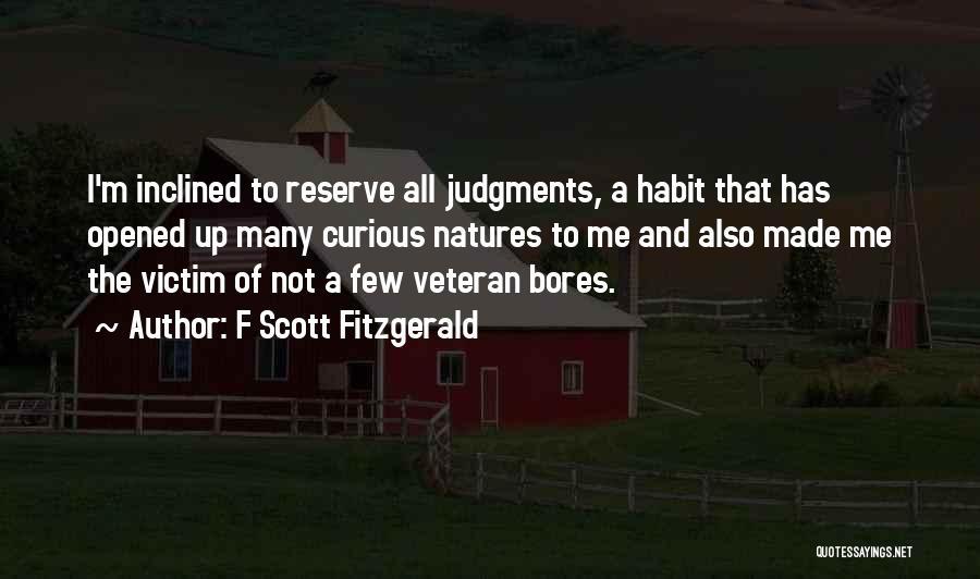 F Scott Fitzgerald Quotes 1367645