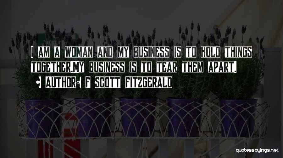 F Scott Fitzgerald Quotes 1397379