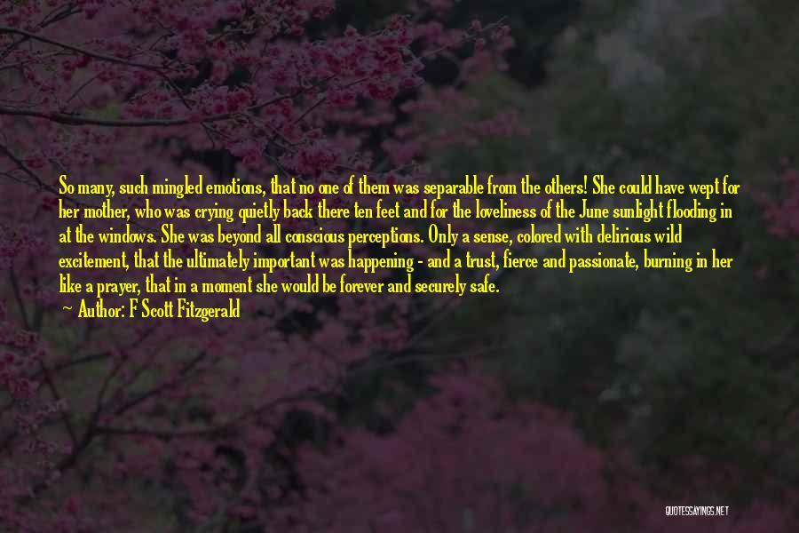 F Scott Fitzgerald Quotes 1404620