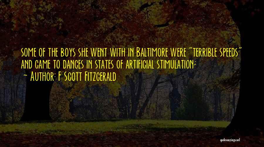 F Scott Fitzgerald Quotes 1408832