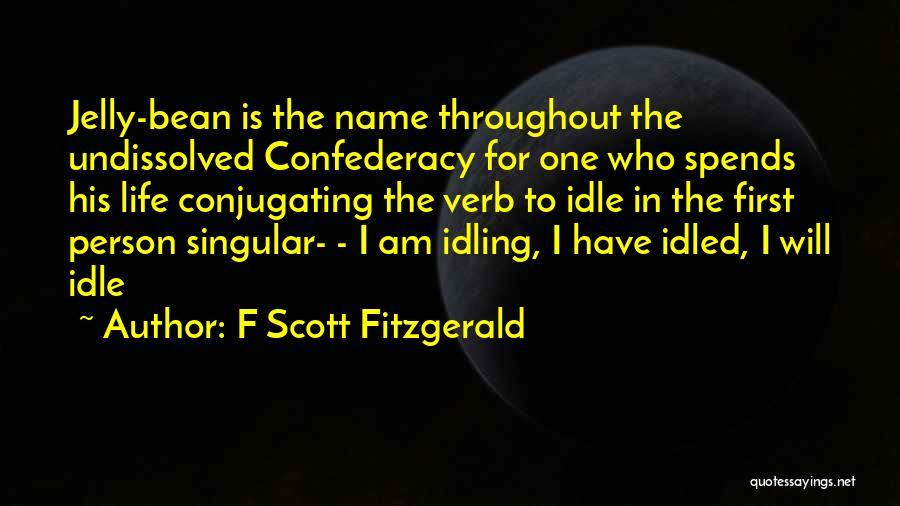 F Scott Fitzgerald Quotes 1425540