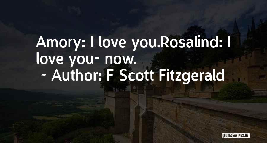 F Scott Fitzgerald Quotes 1432927