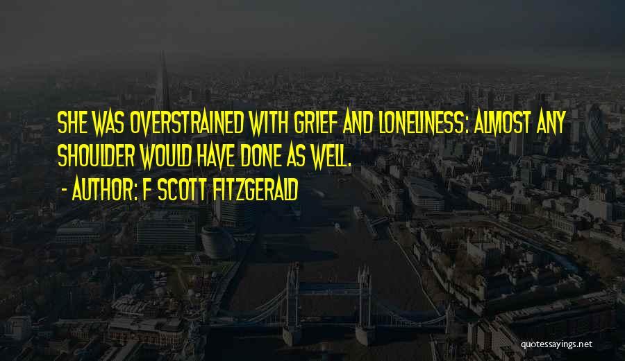 F Scott Fitzgerald Quotes 1531740