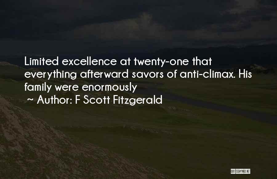 F Scott Fitzgerald Quotes 1584125