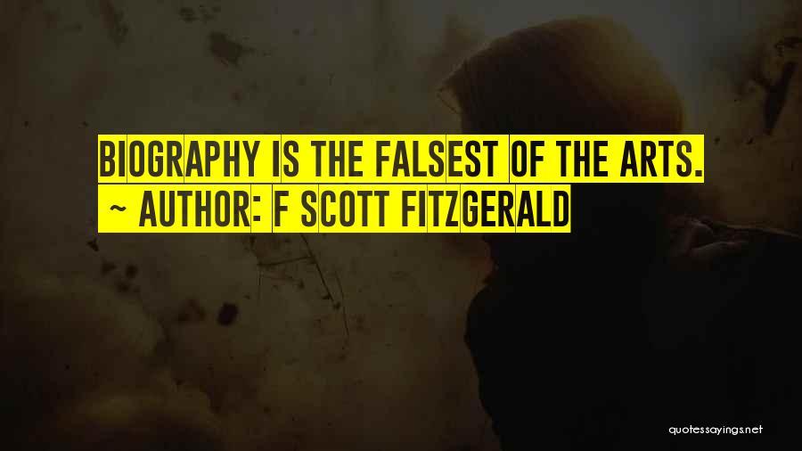 F Scott Fitzgerald Quotes 1749984