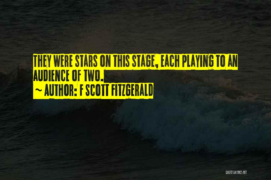 F Scott Fitzgerald Quotes 1799546