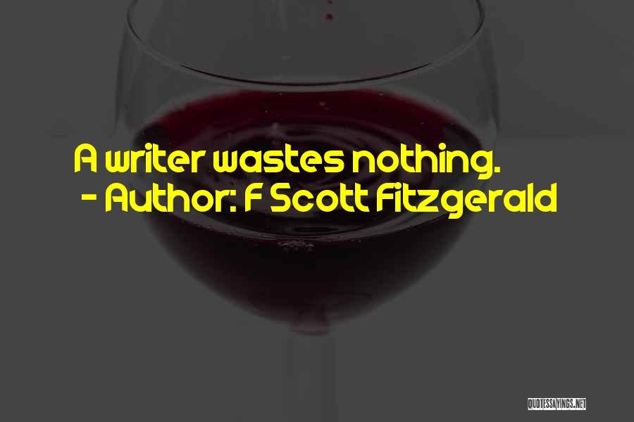 F Scott Fitzgerald Quotes 2019602