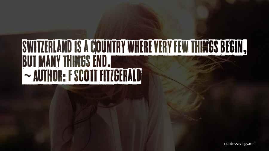 F Scott Fitzgerald Quotes 2066785