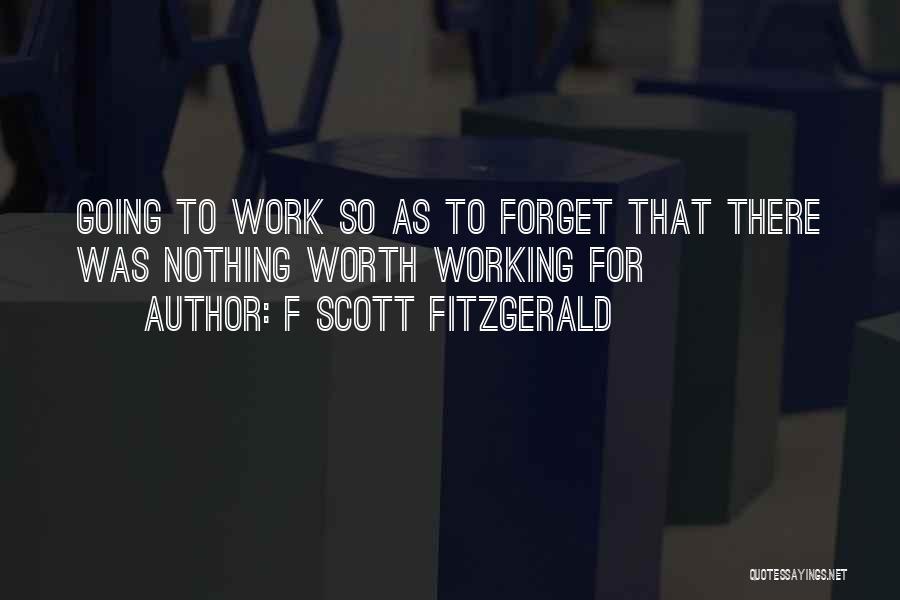 F Scott Fitzgerald Quotes 2093517
