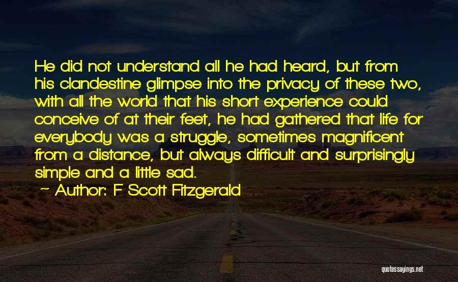F Scott Fitzgerald Quotes 2109958