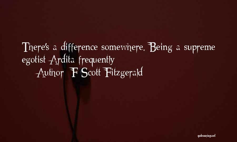 F Scott Fitzgerald Quotes 2135513