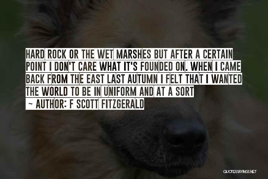 F Scott Fitzgerald Quotes 2149079