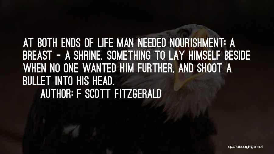 F Scott Fitzgerald Quotes 2189367