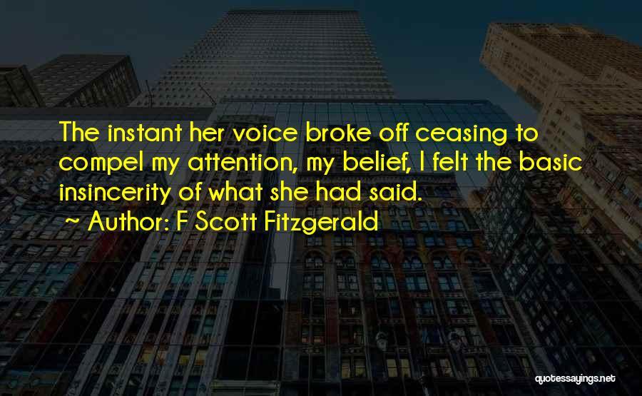 F Scott Fitzgerald Quotes 2192344