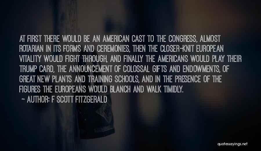 F Scott Fitzgerald Quotes 225871