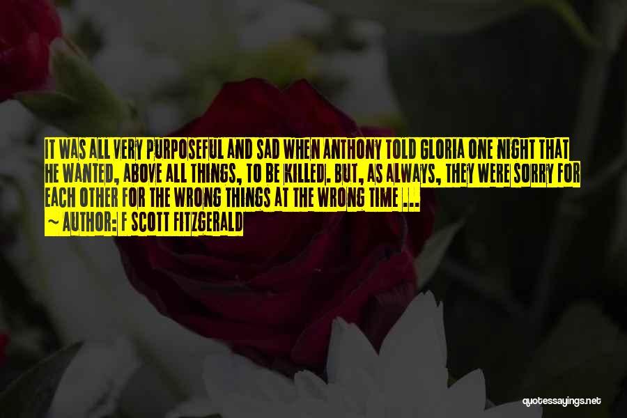 F Scott Fitzgerald Quotes 2262670