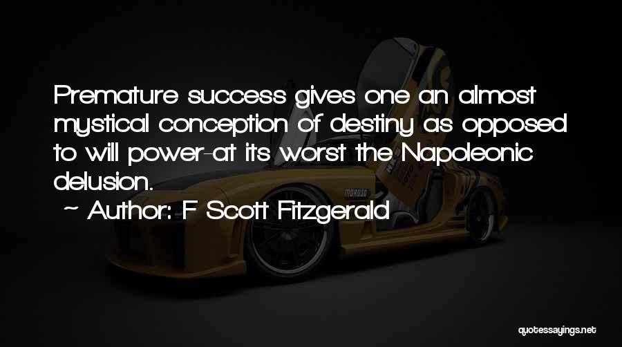 F Scott Fitzgerald Quotes 228695