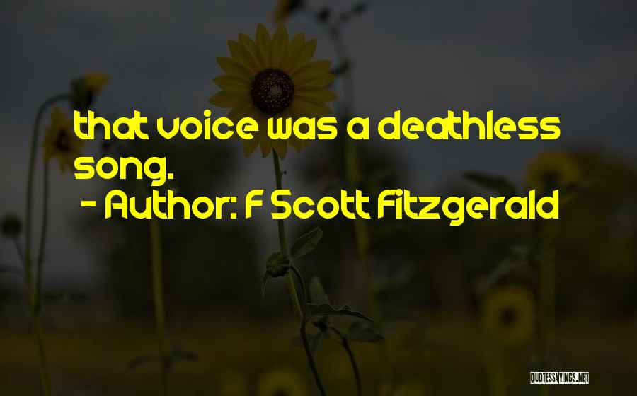 F Scott Fitzgerald Quotes 237528