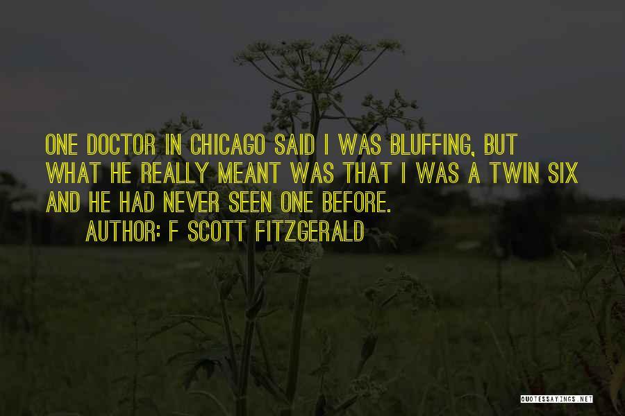 F Scott Fitzgerald Quotes 321414