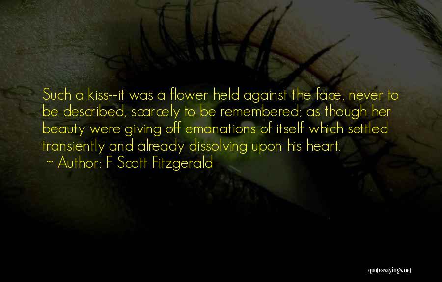F Scott Fitzgerald Quotes 370036