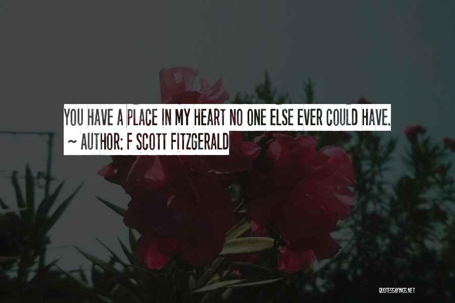 F Scott Fitzgerald Quotes 450477