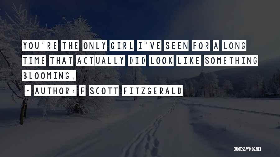 F Scott Fitzgerald Quotes 465879