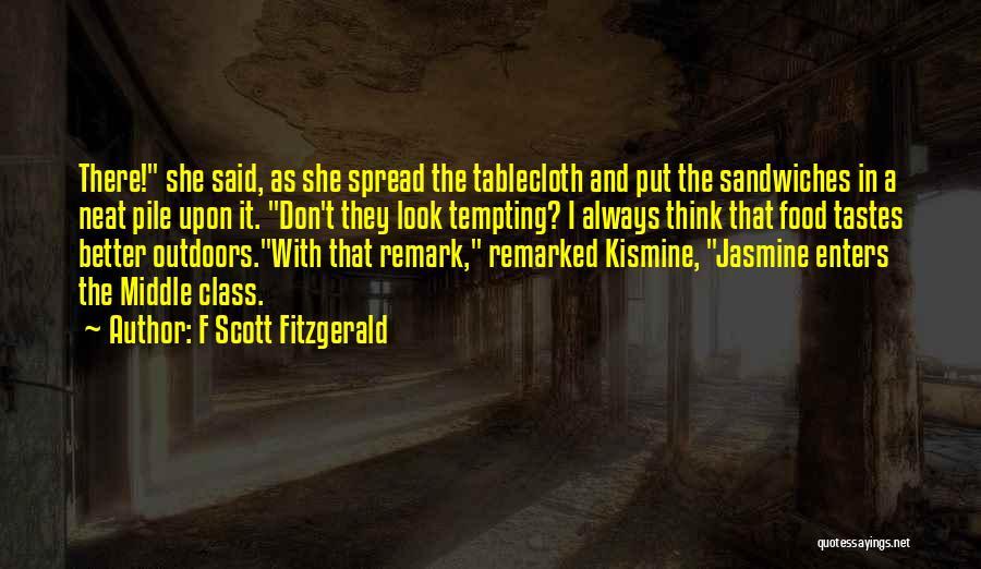 F Scott Fitzgerald Quotes 468044