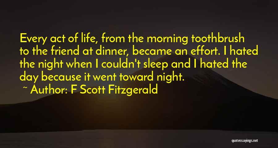 F Scott Fitzgerald Quotes 558876