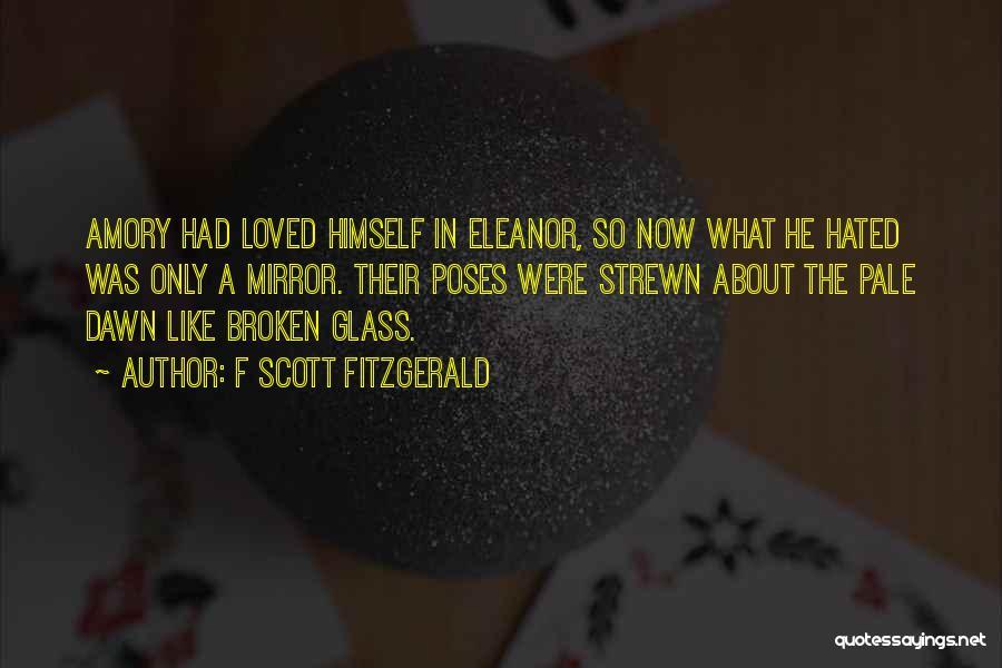 F Scott Fitzgerald Quotes 580808