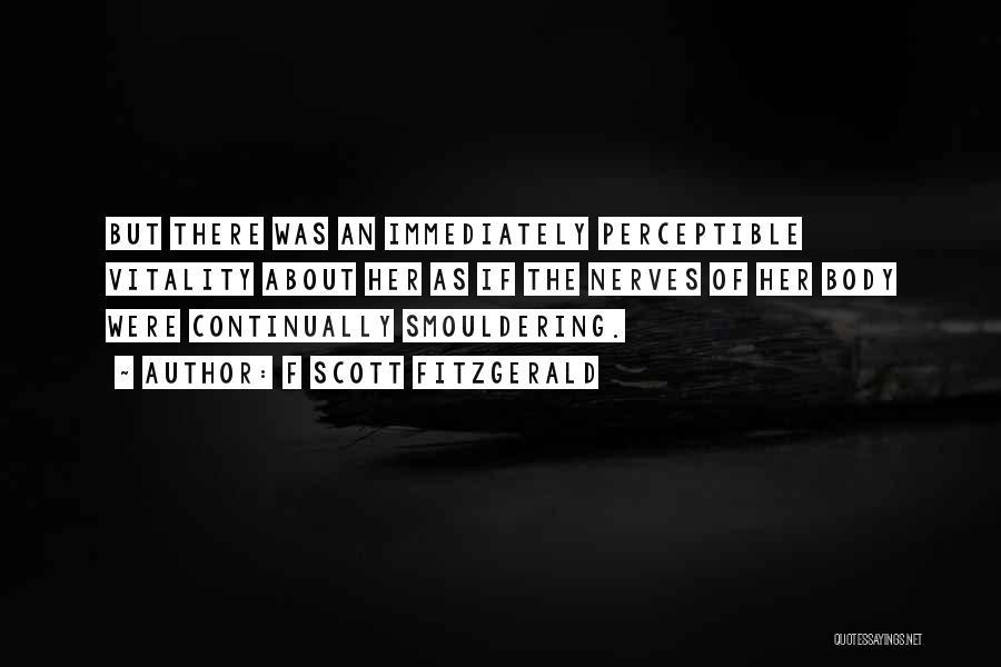 F Scott Fitzgerald Quotes 608367