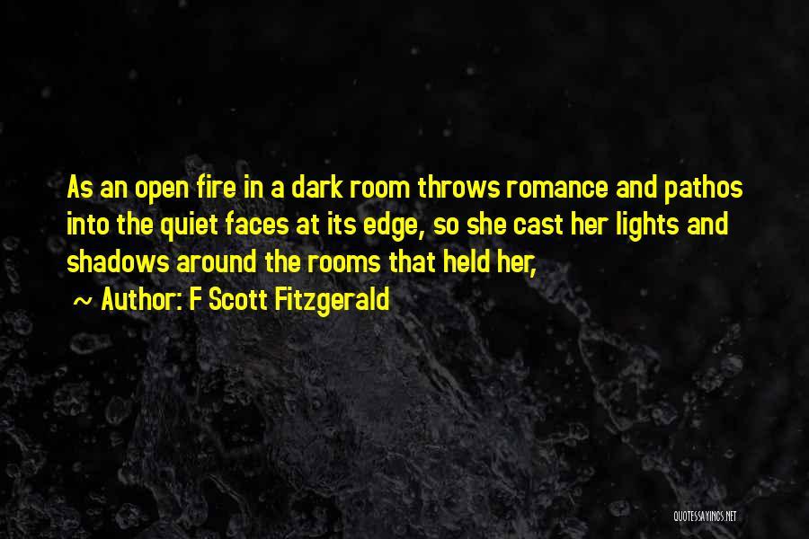F Scott Fitzgerald Quotes 744430