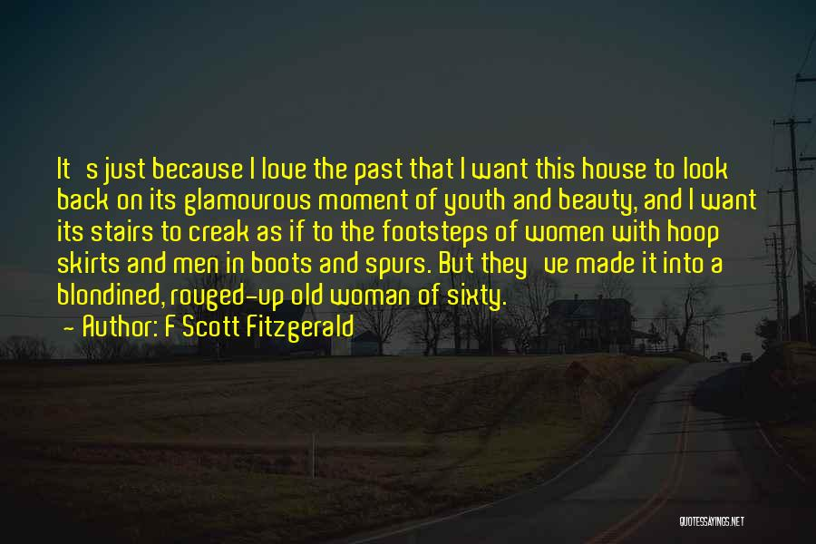 F Scott Fitzgerald Quotes 756966