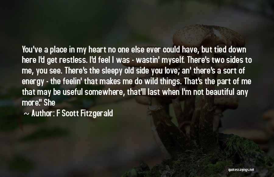 F Scott Fitzgerald Quotes 768139