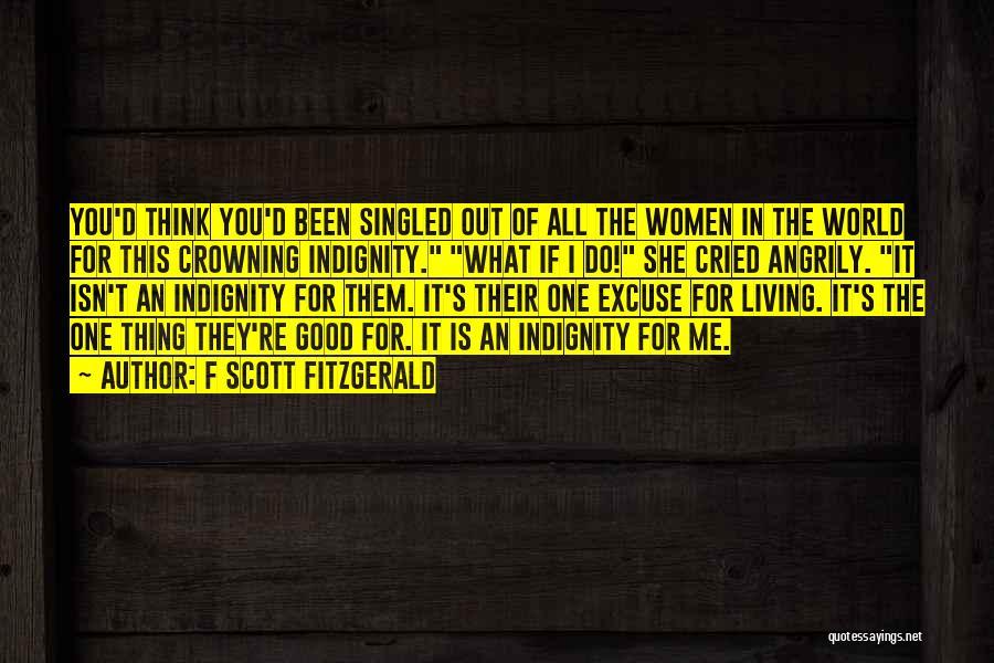 F Scott Fitzgerald Quotes 770306