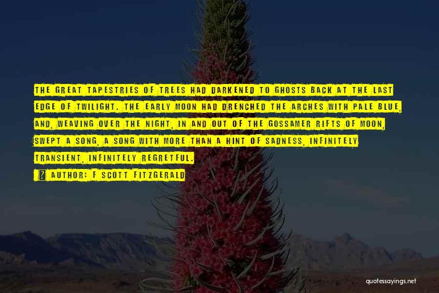 F Scott Fitzgerald Quotes 912024