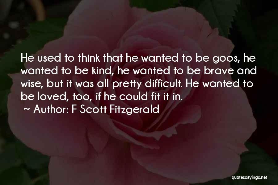 F Scott Fitzgerald Quotes 999891